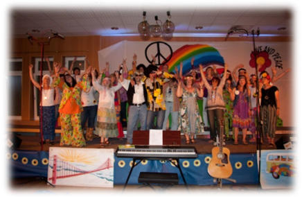 "Happy Voices-Konzert 2011 ""Flower-Power"""